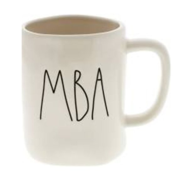 Rae Dunn Other - MBA Rae Dunn Master of Business Administration Mug
